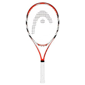 Head Microgel Radical OS Strung Tennis Racquet